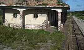Lamarão - Antiga Estação de Lamarão-Foto:lamaraobahia.