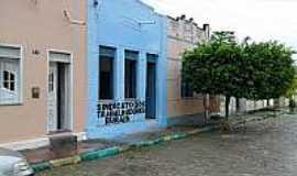 Lamarão - Sede do sindicato Rural em Lamarão-Foto:lamaraobahia.