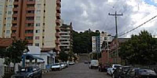 Rua Duque de Caxias em Maraú-Foto:luis.armando