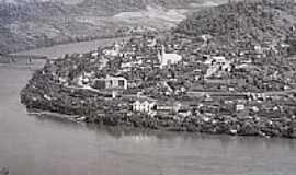 Marcelino Ramos - Vista da cidade-antiga-Foto:GeoReporter