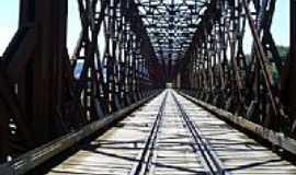 Marcelino Ramos - Ponte de ferro-Foto:Darlan Corral