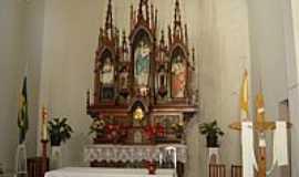 Mariana Pimentel - Interior da Igreja