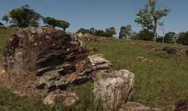 Mata - Mata-RS-Árvore petrificada-Foto:Davi Kindlein Romio