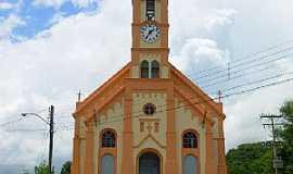 Mata - Mata-RS-Matriz de Santo Antônio-Foto:alepolvorines