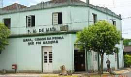 Mata - Mata-RS-Prefeitura Municipal-Foto:alepolvorines