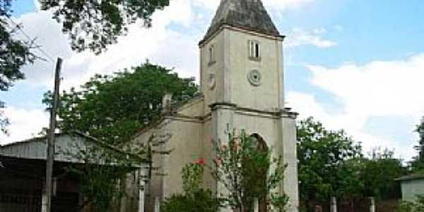 Mata-RS-Igreja de Confissão Luterana em Vila Clara-Foto:alepolvorines