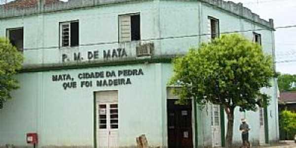 Mata-RS-Prefeitura Municipal-Foto:alepolvorines