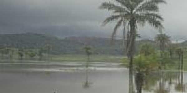 Lagoa de Lamarão do Passe-Foto:Marion Thieme