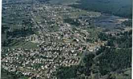 Minas do Leão - Vista aérea-Foto:Osmar Peltz
