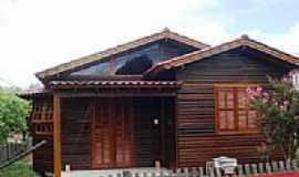 Minas do Leão - Casa do Osmar-Foto:Osmar Peltz
