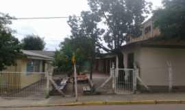 Minas do Leão - escola são Miguel, Por manoel eduardo