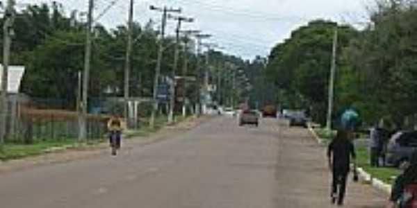 Rua da cidade-Foto:fordobrasil