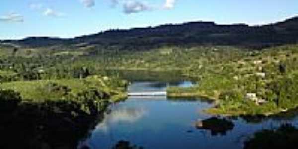 Ponte Vila Mirim-Foto:joão paulo bottan