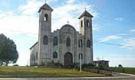 Monte Alegre dos Campos - Igreja-Foto:Fabiano M.