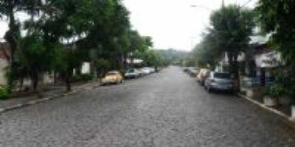 rua Dr Pedro Eggler, Por Otavio Bremm