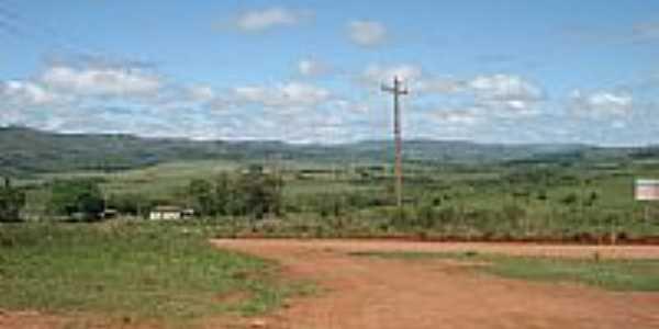 Vista de Morrinhos-Foto:Marcelo de A. Silvei…
