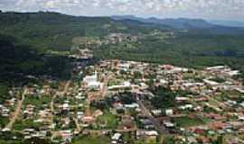 Morro Reuter - Vista da cidade-Foto:GeoReporter