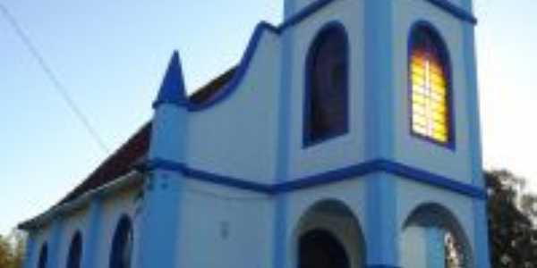 Capela Nossa Senhora Aparecida Vira Machado - Morungava, Por Felix Mendes