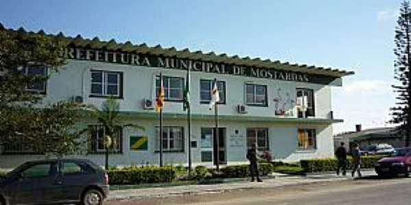 Prefeitura Municipal -  por Ubirajara Buddin