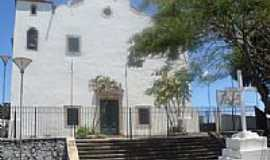 Lauro de Freitas - Igreja do Povoado Santo Amaro do Ipitanga em Lauro de Freitas-BA-Foto:Marcelo S F
