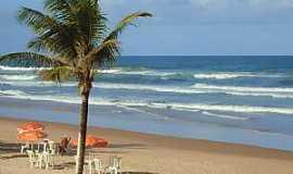 Lauro de Freitas - Lauro de Freitas-BA-Vista da praia-Foto:Mone de Castro