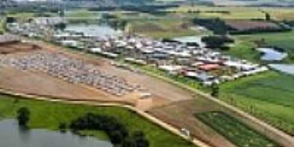 Não-Me-Toque-RS-Vista aérea do Parque Centro de Difusão Tecnológica Cotrijal-Foto:Reichemback14
