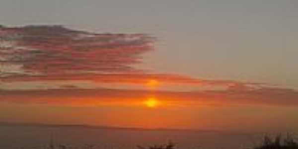 Pôr do Sol-por Iara Genedesi Alessi