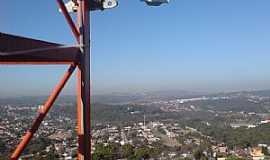 Nossa Senhora Aparecida - Nossa Senhora Aparecida-RS-Vista aérea da cidade-Foto:leandroventurini