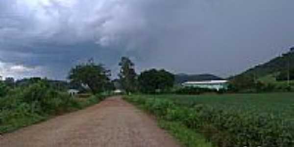 Área rural de Nova Alvorada-Foto:fredysilva11