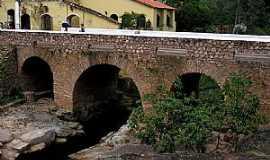 Lençóis - Lençóis-BA-Ponte sobre o Rio Lençóis-Foto:oannis Mihail Moudatsos