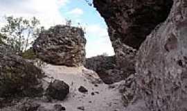 Lençóis - Salão de areia-Foto:killiefã