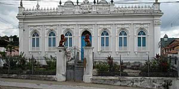 Lençóis-BA-Prefeitura Municipal-Foto:joannis Mihail Moudatsos