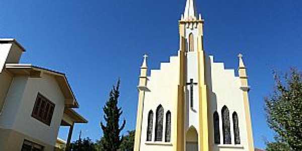 Nova Boa Vista-RS-Paróquia de N.Sra.dos Navegantes-Foto:Arquidiocese de Passo Fundo