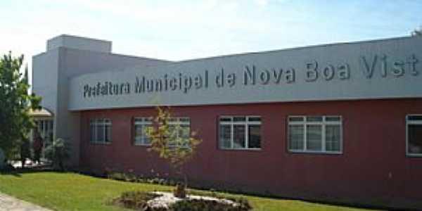 Nova Boa Vista-RS-Prefeitura Municipal-Foto:www.cosmosbr.org.br