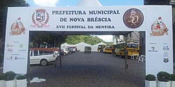 Imagens da cidade de Nova Bréscia - RS