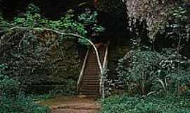Nova Esperança do Sul - Escadaria