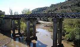 Nova Esperança do Sul - Ponte Ferroviária