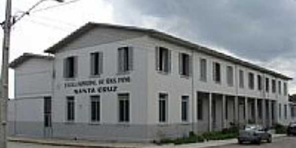 Escola Municipal-Foto:EUGANDOLFI