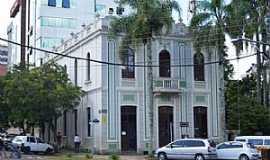 Nova Prata - Nova Prata-RS-Casa da cultura Pe.Adolfo Luiz Fedrizzi-Foto:www.novapratars.com.br