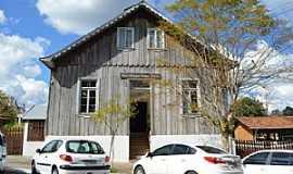 Nova Prata - Nova Prata-RS-Museu Municipal domingos Battistel-Foto:www.novapratars.com.br