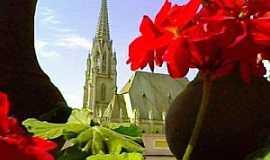 Novo Hamburgo - Novo Hamburgo-RS-Igreja da Ascenção do Senhor-Foto:ANELISE KUNRATH