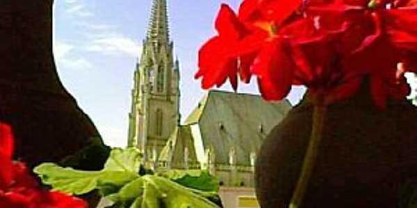 Novo Hamburgo-RS-Igreja da Ascenção do Senhor-Foto:ANELISE KUNRATH