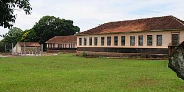 Escola Estadual Fundamental Ernesto Dornelles - Vila Pratos - Novo Machado - por VanderleiArcaro_SM