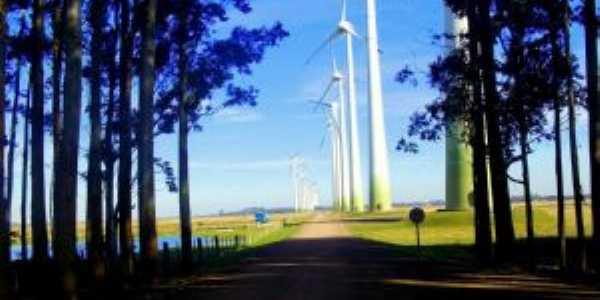 Parque Eólico-Osório/RS, Por NellyCardoso