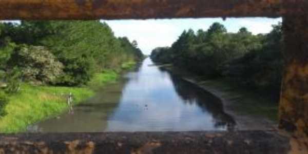Canal lagoa do Peixoto, Por João Batista Conceição