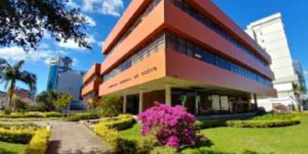 Prédio da Prefeitura Municipal/Osório/RS, Por NellyCardoso