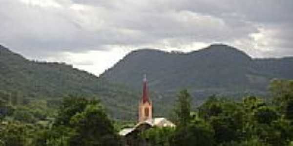 Igreja em Palmas-Foto:André Bruxel