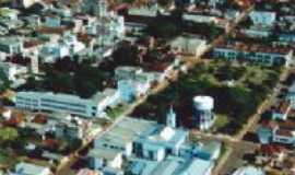 Palmeira das Missões - Foto antiga - Vista aérea, Por Lucas Andrade