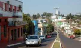 Palmeira das Missões - Av. Independência, em direção a UFSM/Cesnors, Por Jean Prado