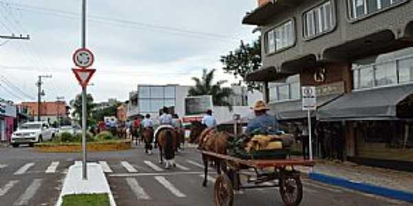 Imagens da cidade de Palmeira das Missões - RS